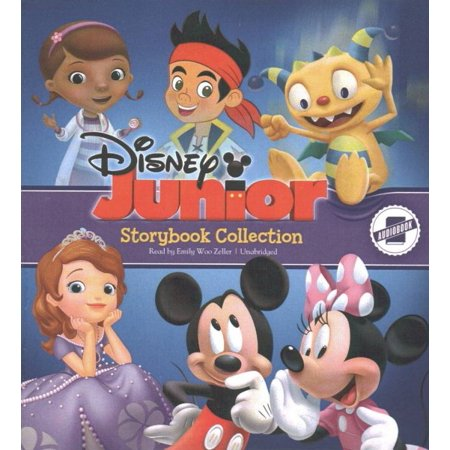 Disney Junior Storybook Collection : Sofia the First, Doc McStuffins, Jake and the Never Land Pirates, Mickey/Minnie, Henry Hugglemonster](Sofia The First Tattoos)