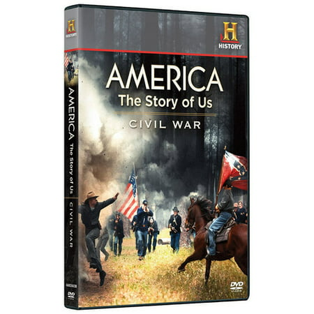 America The Story of Us: Civil War (DVD)