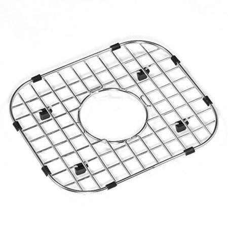 10.25 x 8.25 in. Wirecraft Sink Bottom Grid, Stainless Steel