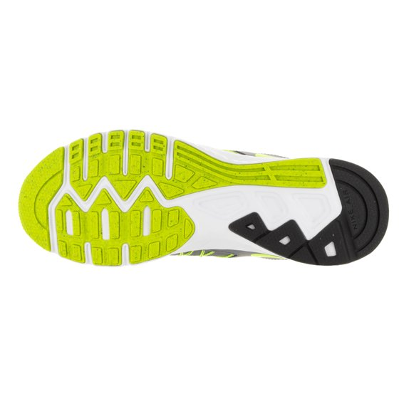 6964db7d945 Nike - Nike Men s Air Relentless 6 Cool Grey   Volt-Black-White Ankle-High Running  Shoe - 11.5M - Walmart.com