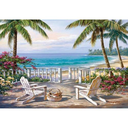 Perre Coastal View Jigsaw Puzzle