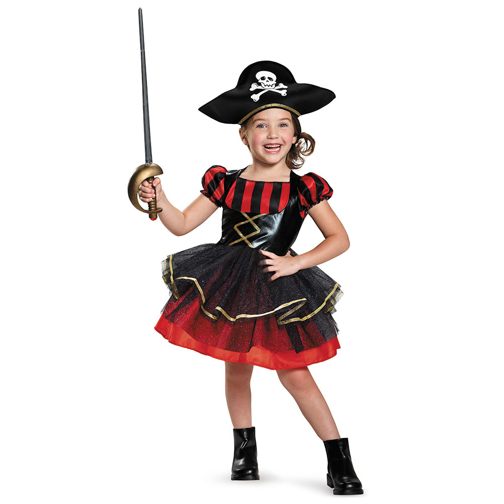 Toddler Precocious Pirate Halloween Costume by Disguise