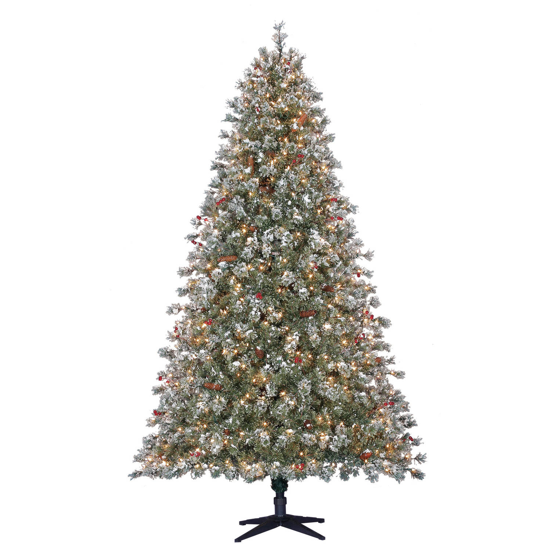 Discount Pre Lit Christmas Trees