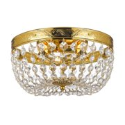 Harrison Lane French Empire Crystal T40-45 Chandelier