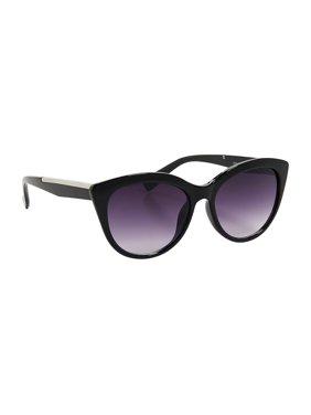 f818fc3da7 Product Image Metal Temple Cateye Sunglasses