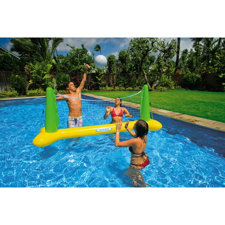 Intex Pool Volleyball Game Walmart Com