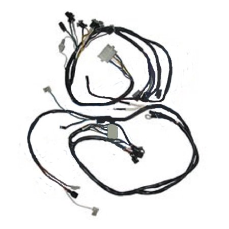 New D3NN14A103H New Holland Front Wiring Harness 2000 3000