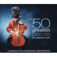 50 Greatest Pieces of Classical Music (CD)