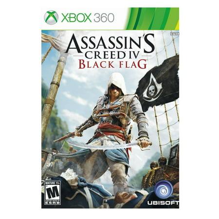 Ubisoft Assassin's Creed IV Black Flag (Xbox 360)