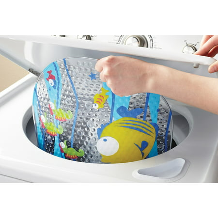 Mainstays Fish Bath Tub Mat 1 Each Walmart Com