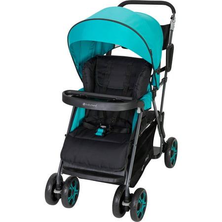 Baby Trend Sit N Stand Sport Stroller, Meridian (Sit N Stand Plus Double Stroller Manual)
