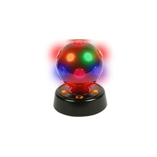 Rhode Island Novelties 160417 7 inch Rotating Disco Ball Light