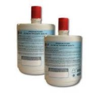 Edgewater Parts EFF6005A ,5231JA2002A  (2 PACK) ECU AQUA Refrigerator Water Filter FOR LG