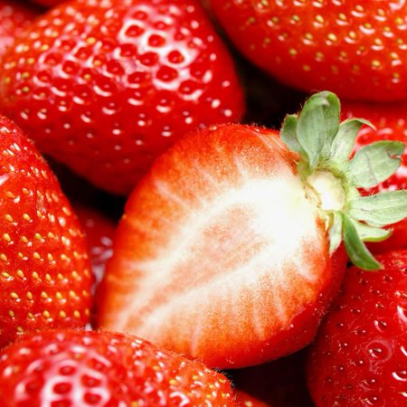 Cergrey 300Pcs/Pack Super Large Strawberry Seeds Home Garden Red Color Sweet Delicious Fruit Plant, Sweet Strawberry Seeds, Delicious Strawberry Seeds - image 2 of 7