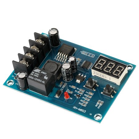 Series Power Supply Module - XH-M603 Battery Charging Control Board Recharger Power Supply Switch Module