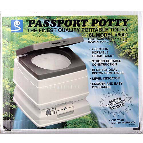 Onesource Passport Toilet