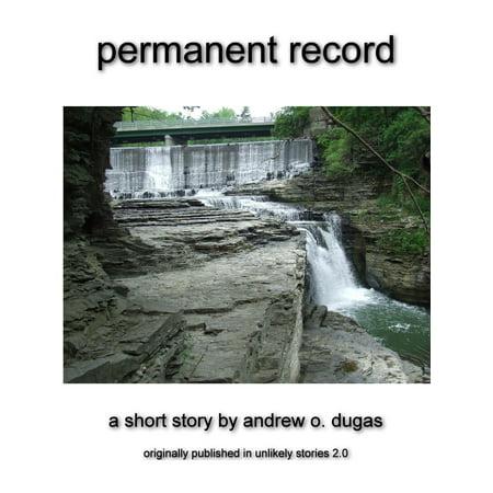 Permanent Record - Permanent Record - eBook