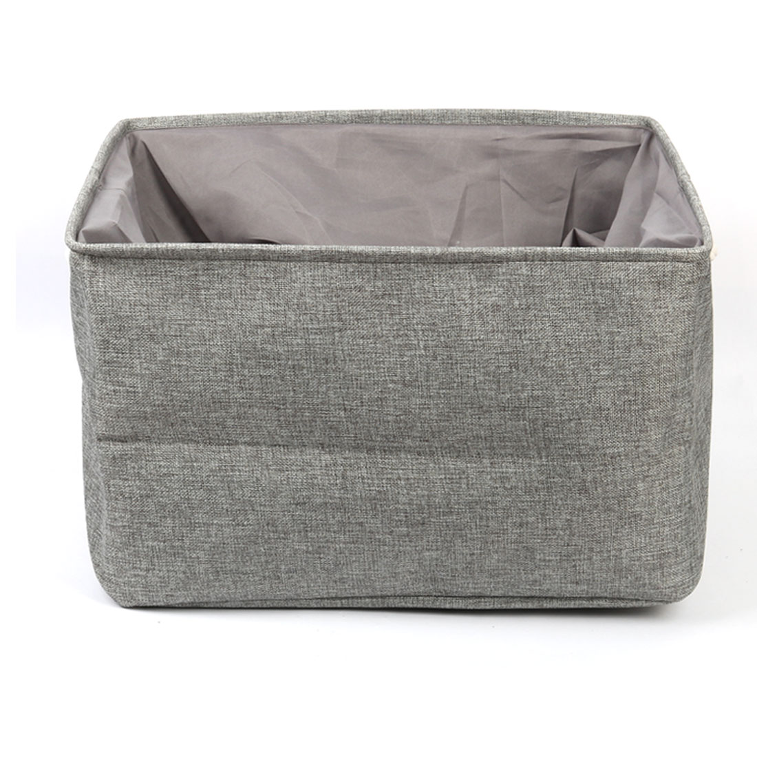 Storage Basket Closet Toys Box Container Fabric Bin Gray XXL Size