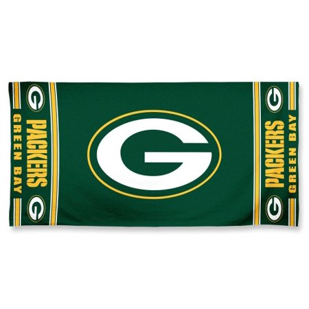 Green Bay Packers Beach Towel - image 1 of 1