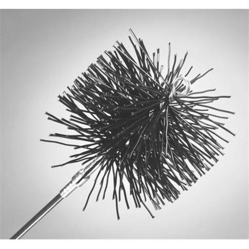Lindemann 562308 8 Inch Poly Brush for ButtonLok Rods