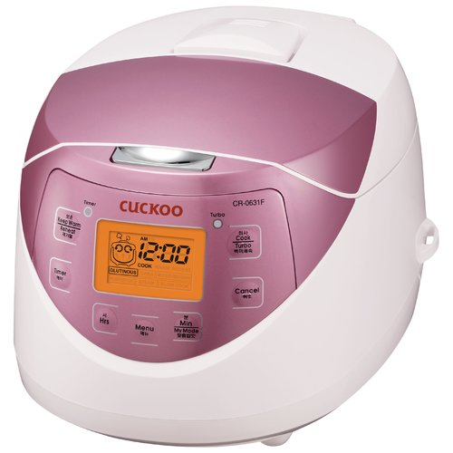 Cuckoo Electronics 6-Cup Electric Rice Cooker
