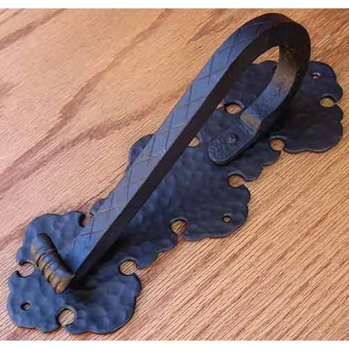 Agave Ironworks Gothic Handle Arch Pull