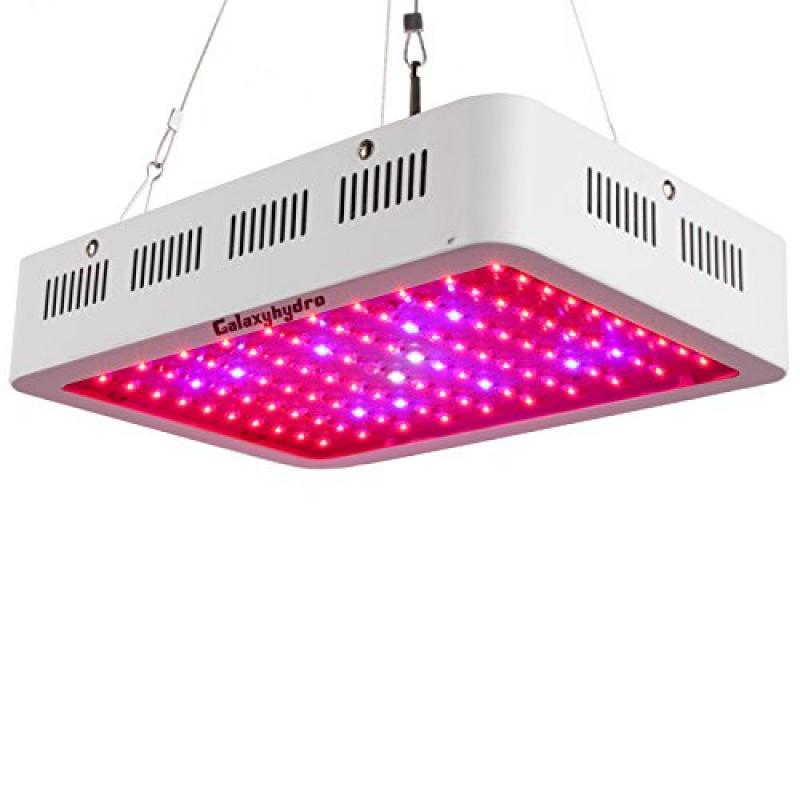 Galaxyhydro LED Grow Light,300W Indoor Plant Grow Lights ...