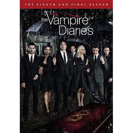 The Vampire Diaries The Complete Eighth Final Season Dvd