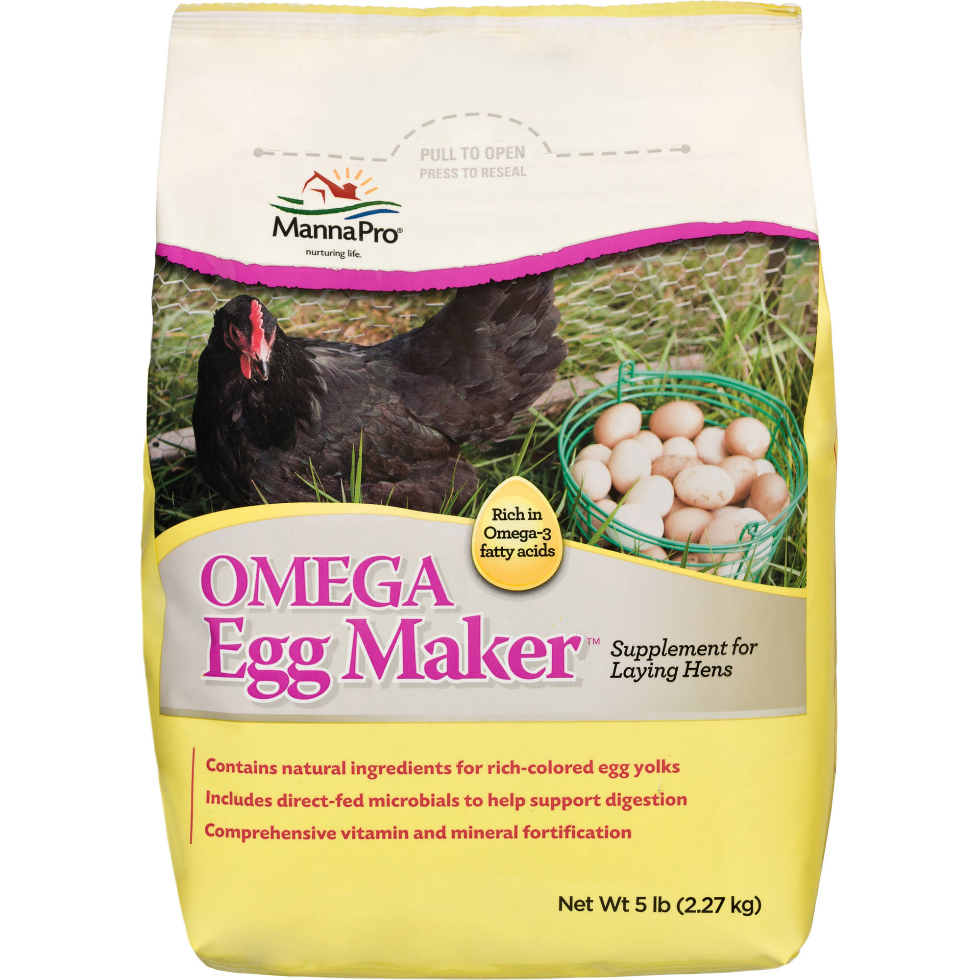 5 lb Omega Eggmaker