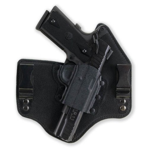 Galco KT440B King Tuck IWB Holster Black by Galco