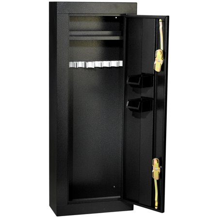 Homak 8 Gun Steel Cabinet