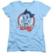Astro Boy Target Womens Short Sleeve Shirt