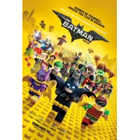The Lego Batman Movie Movie Poster (27 x 40)