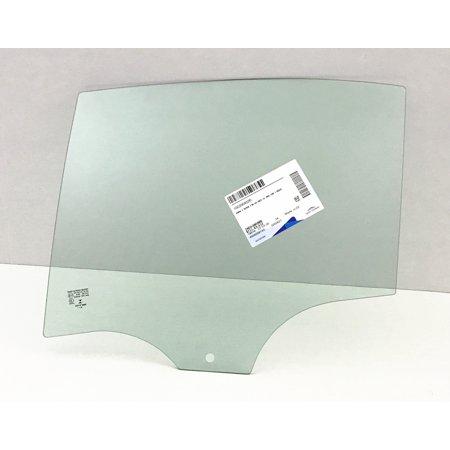 For BMW 3 Series ( 320i 328i 335i 340i 328d M3 ) 4 Door Sedan Driver/Left Side Rear Door Window Replacement Glass -