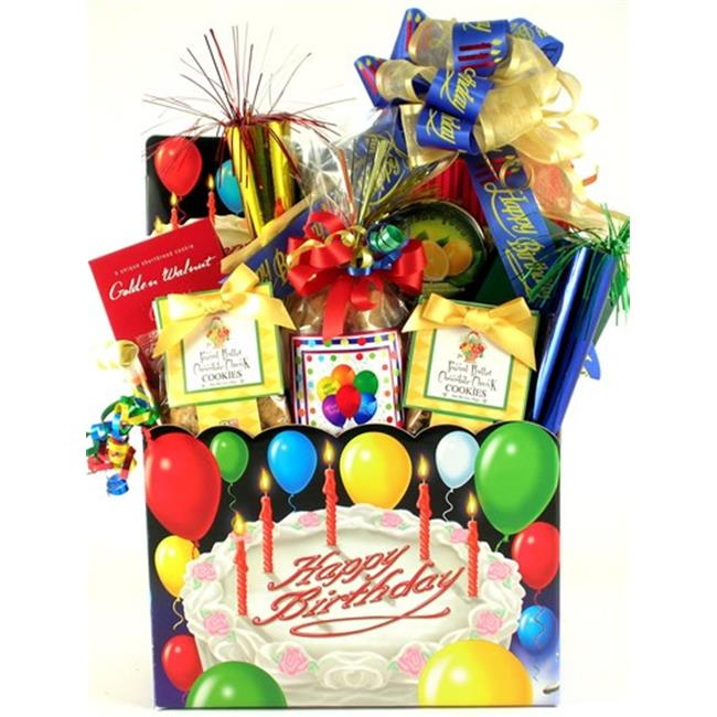 Gift Basket Drop Shipping YoSpBDay Your Special Day Gift Basket