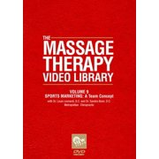 Massage Therapy Video Library Sports Marketing: Team Concept, Vol. 9 by