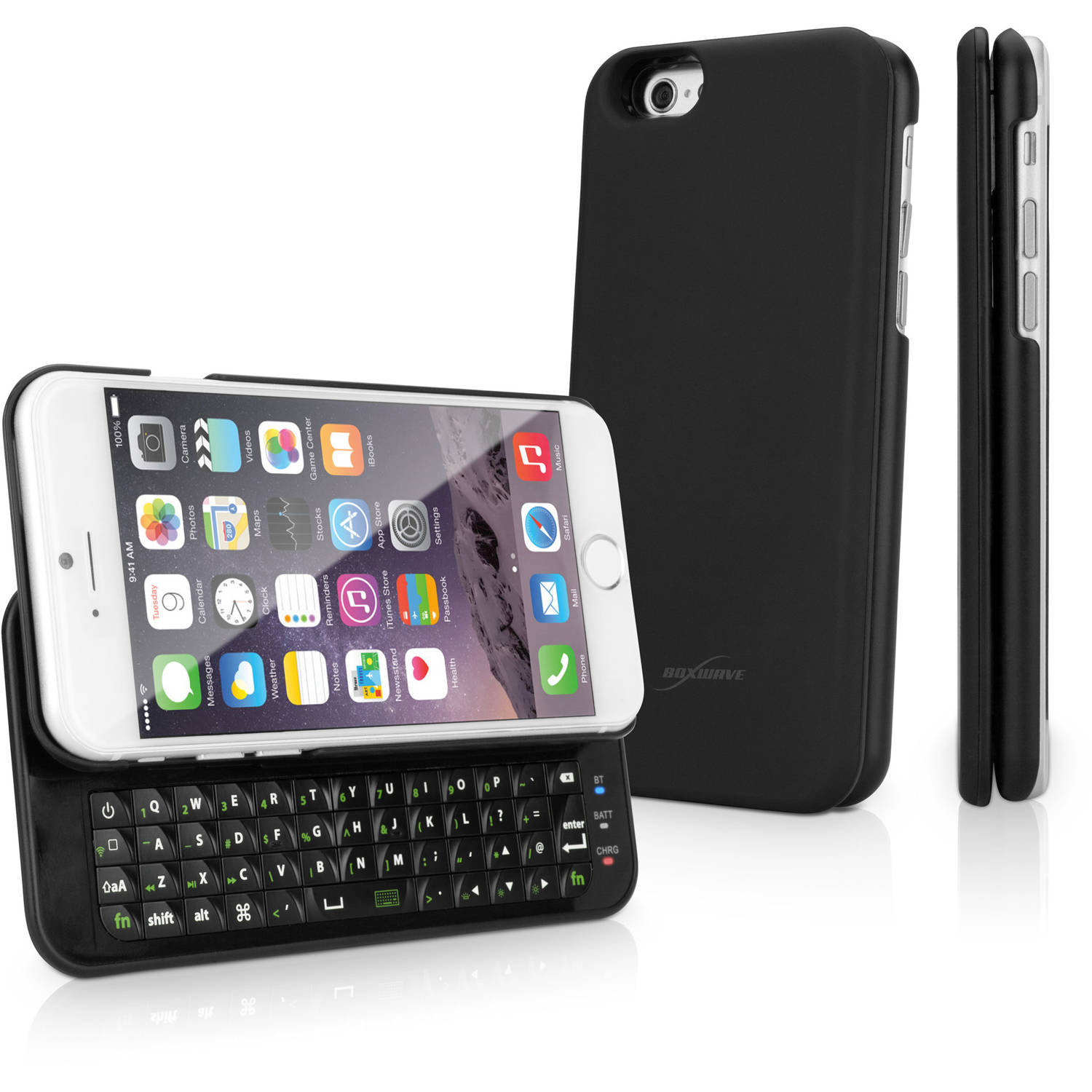 BoxWave Keyboard Buddy Case for Apple iPhone 6/6s