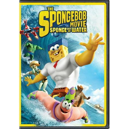 The SpongeBob Movie: Sponge Out of Water ( (DVD))