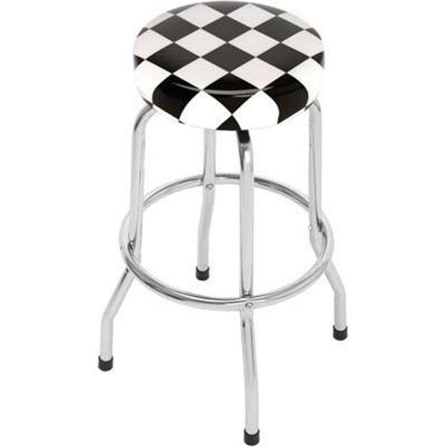 Creative Outdoor Distributor 801005 Fat Pad Barstool Checker