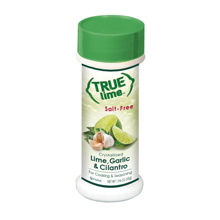 True Lime Garlic & Cilantro Shaker
