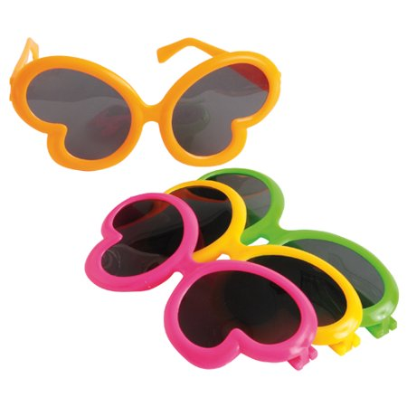 BUTTERFLY SUNGLASSES, SOLD BY 12 DOZENS - Sunglasses By The Dozen