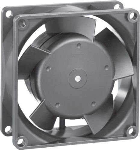 8312/12 DC Fan Axial with Sensor Flange Mount