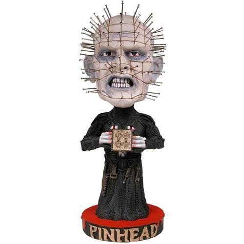 """Hellraiser 8"""" Head Knocker: Pinhead"""