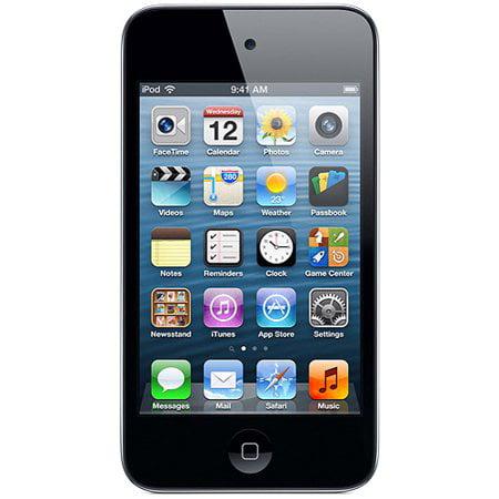 Refurbished Аpple іPod Touch 4th Generation 64GB Black MP3 Player MC547LL/A ()