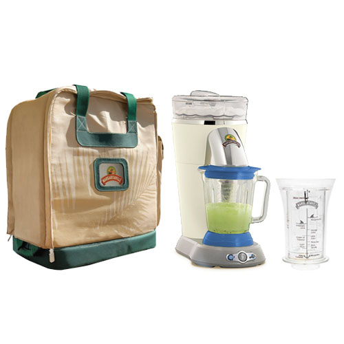 Margaritaville DM0650 Bahamas Frozen Concoction Maker with Mixer and Travel Bag