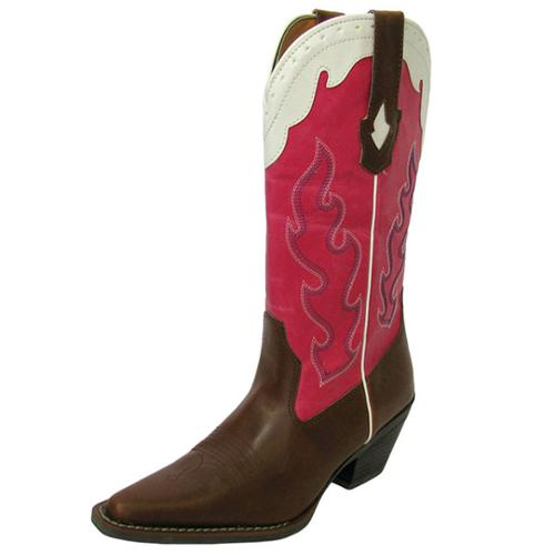 NOMAD Womens 'Bronco' Western Boot