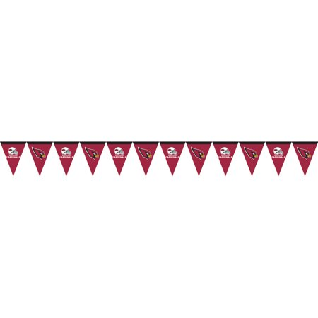 Arizona Cardinals Flag Banner