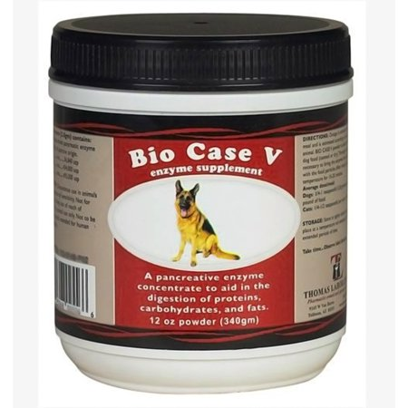 Thomas Labs Bio Case V 12Oz Powder Digestive Aid
