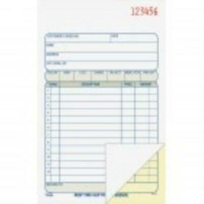 ABFDC4705 Adams Carbonless Sales Order Books by