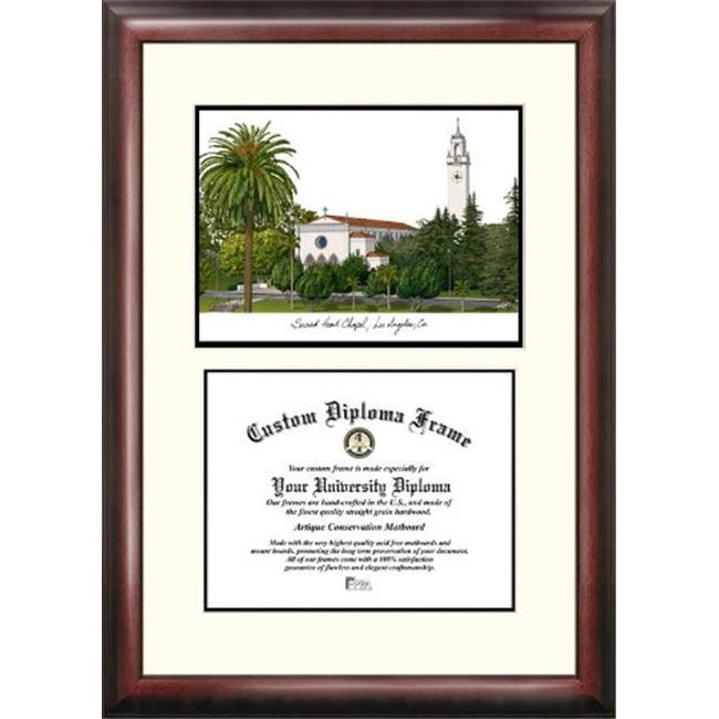 Campusimages CA927LV Loyola Marymount Legacy Scholar Diploma Frame - image 1 of 1